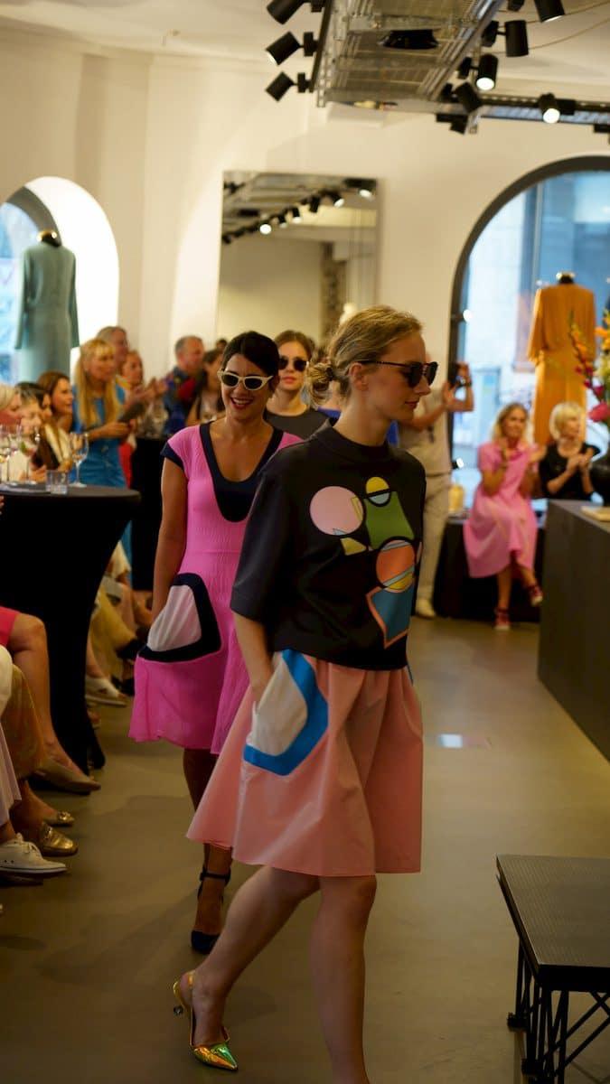 Fashion meets Bauhaus